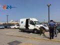 Foto rapina furgone sda