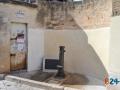 Inaugurazione fontana via vecchia corato