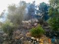 Incendio carrara il vuolo