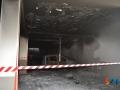 Incendio Garage via Fracanzano 2-10