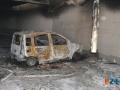 Incendio Garage via Fracanzano 2-11