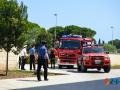 Incendio Garage via Fracanzano 2-3