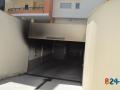 Incendio Garage via Fracanzano 2-8