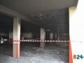 Incendio Garage via Fracanzano 2-9