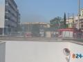 Incendio Garage via Fracanzano-2
