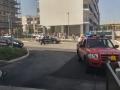 Incendio Garage via Fracanzano-3