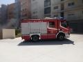 Incendio Garage via Fracanzano-4