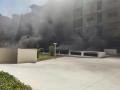 Incendio Garage via Fracanzano-6