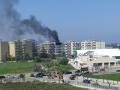 incendio poggio fiorito panoramica