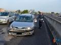Incidente 16 bis Bisceglie centro