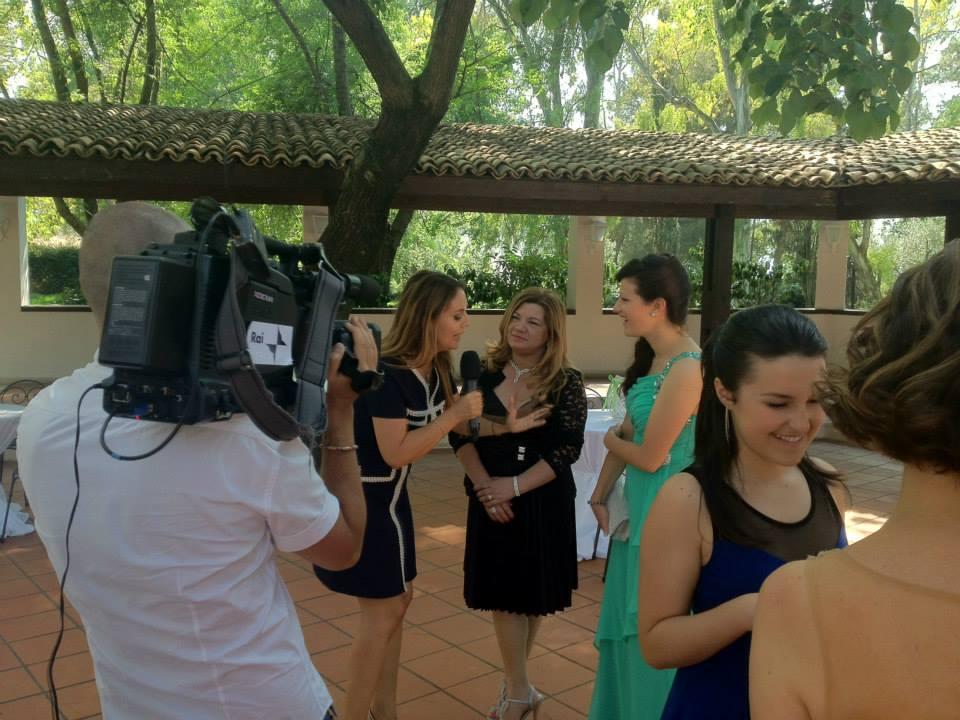 Matrimonio In Diretta : Sergio e mariagrazia oggi sposi su la vita in diretta h