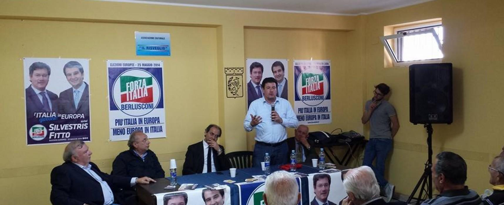 Il ringraziamento di Sergio Silvestris ai suoi elettori, conferenza stampa Sabato 31 alle ore 17.00 presso Hotel Salsello