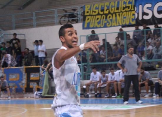 Playoff Ambrosia Basket Bisceglie, le dichiarazioni di Abassi su gara 2 contro Martina