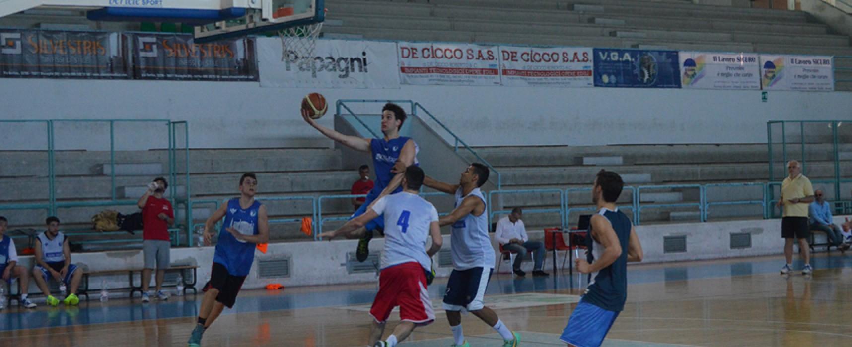 Playoff Basket, in casa Ambrosia fervono i preparativi per gara 1 ad Agropoli