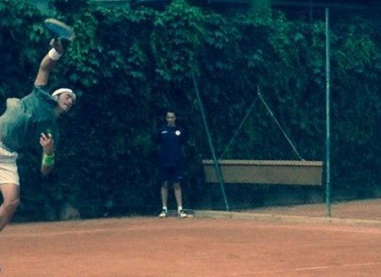 Tennis: Pellegrino supera Harris