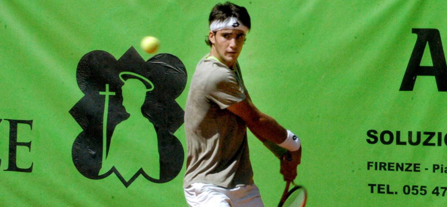 Andrea Pellegrino sconfitto in semifinale a Salsomaggiore
