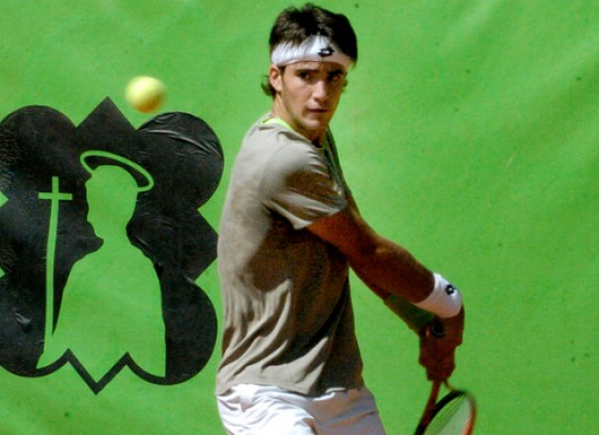 Tennis, Pellegrino eliminato al F34 Futures