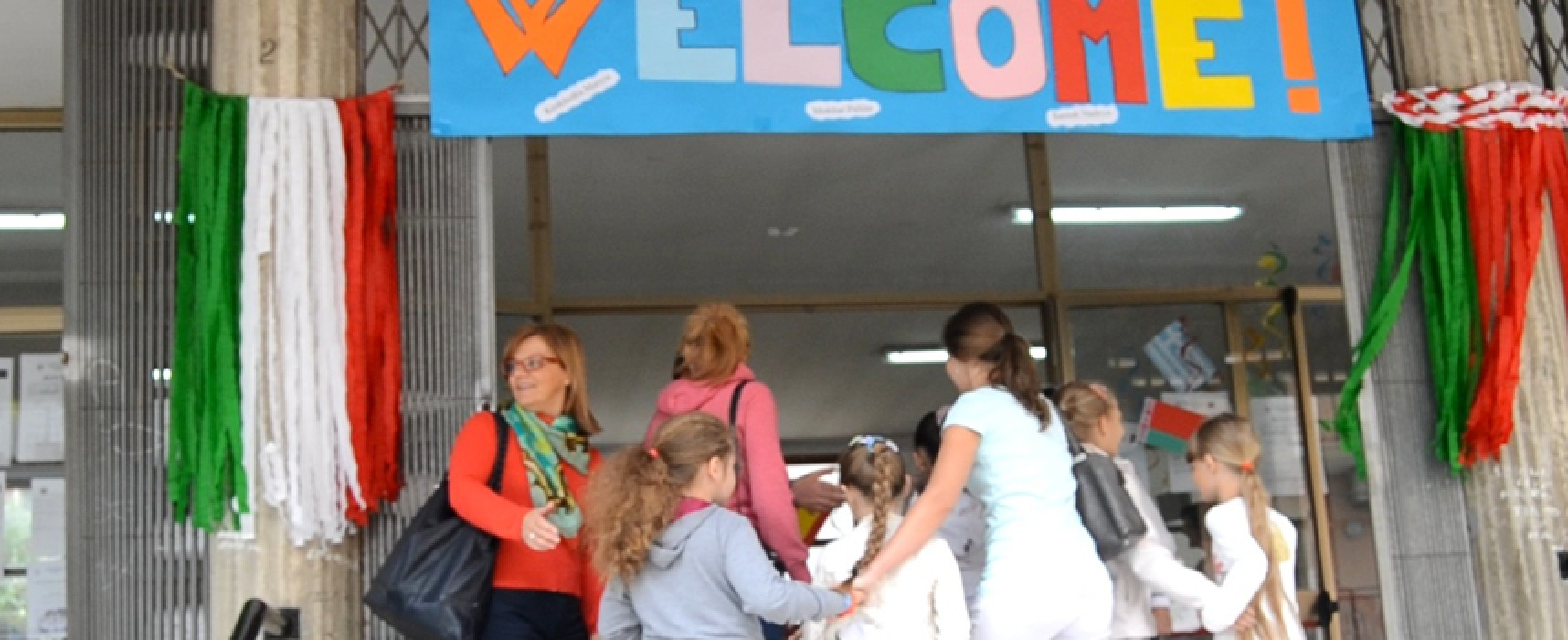 "Cinque bambine bielorusse in remissione oncologica in visita a ""San Giovanni Bosco"" / VIDEO"