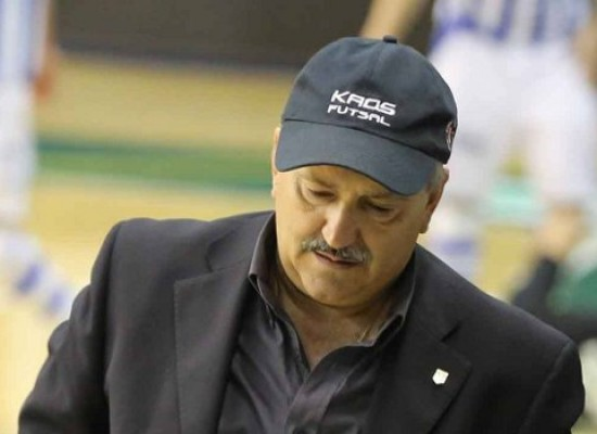 Ufficiale: Leopoldo Capurso esonerato dal  Kaos Futsal