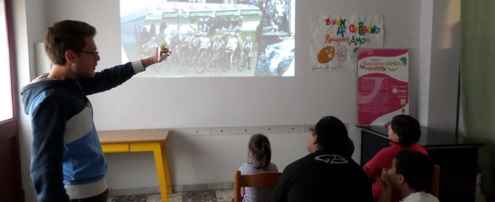 Cavallaro-RecuperiAMOci, insieme per educare i più piccoli