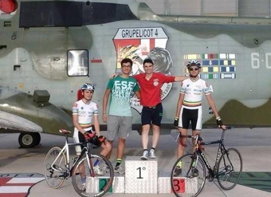 Ciclismo, esordio a cronometro per la Cavallaro