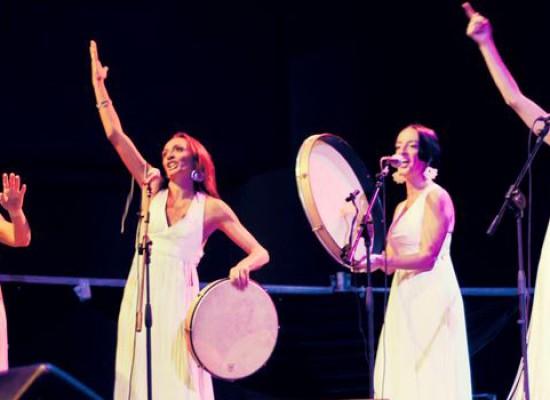 """Stasera le Faraualla in concerto a Bisceglie con il nuovo progetto """"Ogni Male Fore"""""""