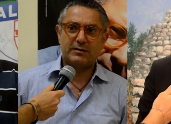Elezioni Europee 2014, intervista a Di Pierro, Fata ed al sindaco Spina