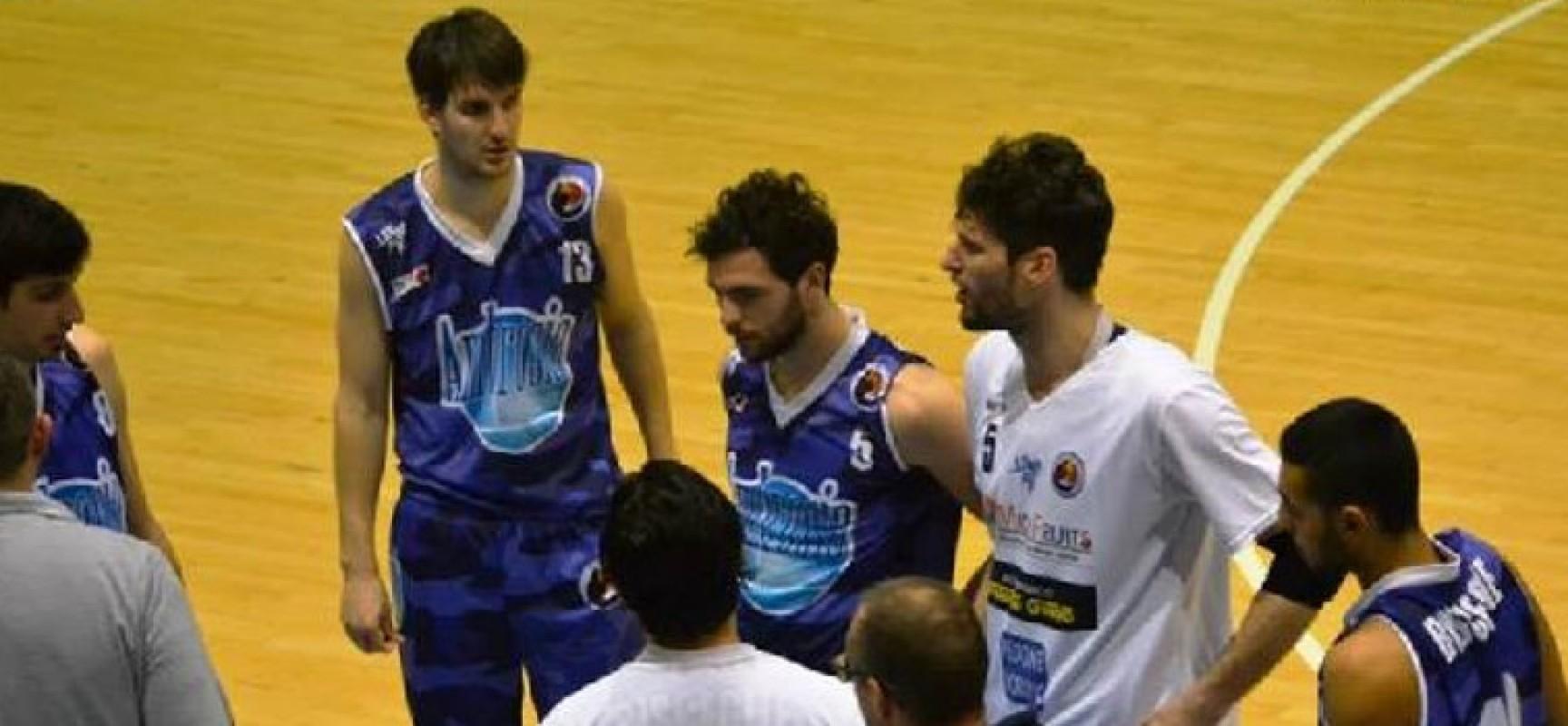 Playoff, rocambolesca sconfitta ad Agropoli per l'Ambrosia