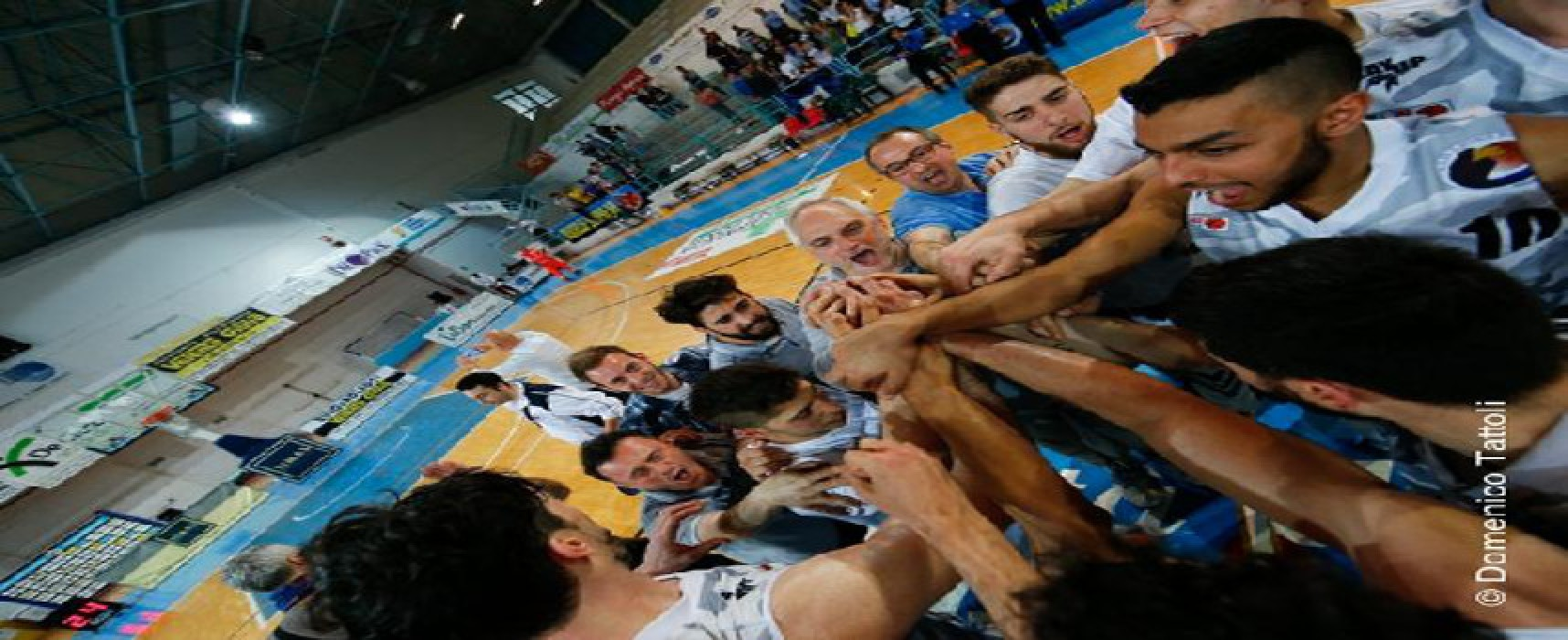 Ambrosia basket Bisceglie corsara a Martina, è semifinale