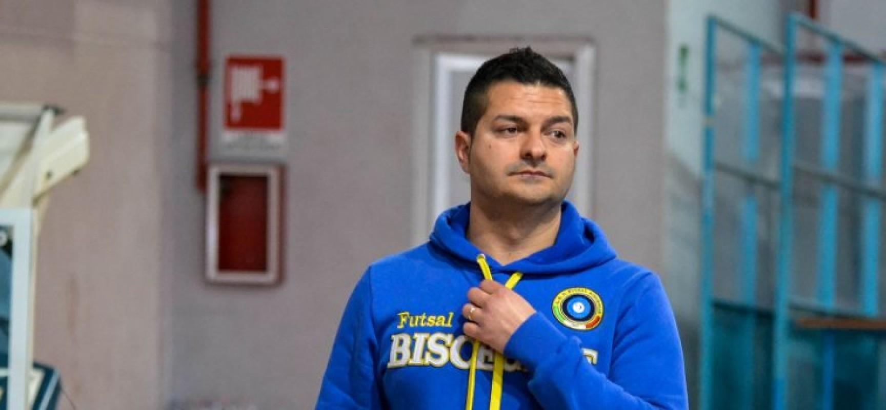 """Futsal Bisceglie, Abbattista: """"Aggrediamo subito il Modugno"""""""