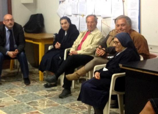 """""""Ciò che fate è straordinario"""": la Caritas nazionale plaude al progetto """"Recuperiamoci"""""""