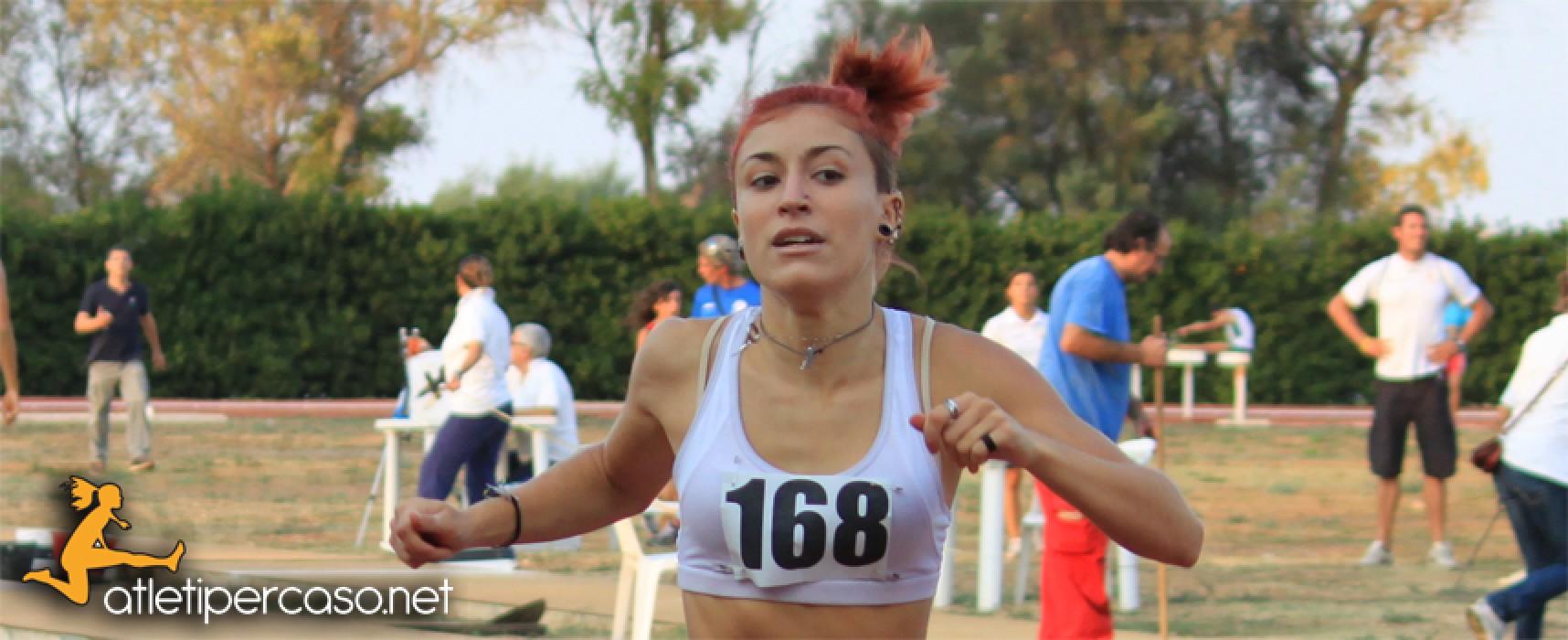 Lucia Pasquale domina i 400 a Caorle
