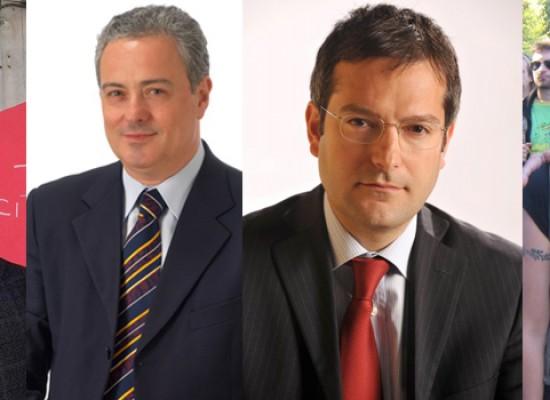 Elezioni Europee 2014, intervista a Napoletano, Pozzolungo, Mastrapasqua e Angarano