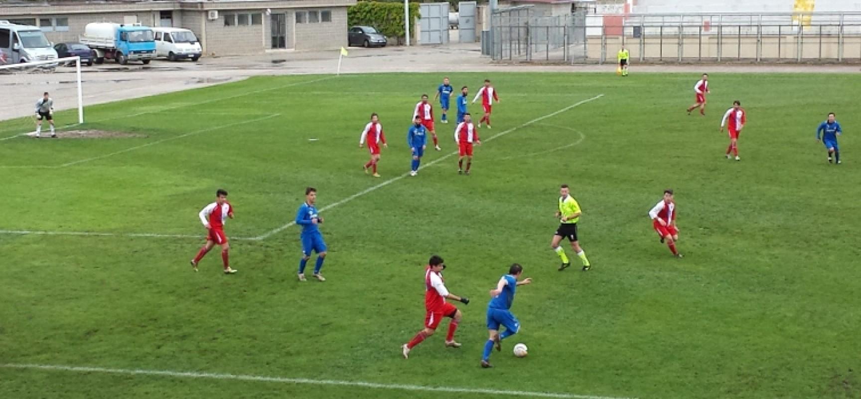 Batosta Unione Calcio ad Altamura