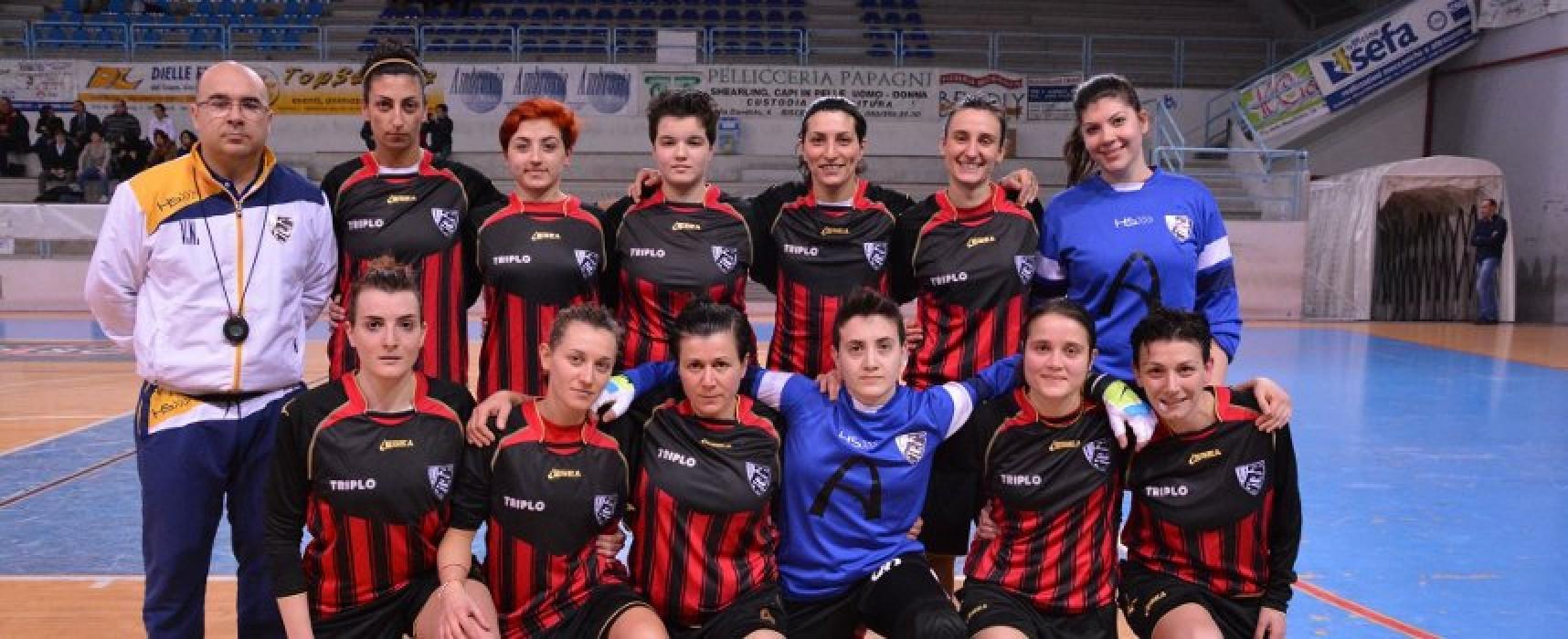 Futsal Femminile, Arcadia fa domanda di ripescaggio in serie A