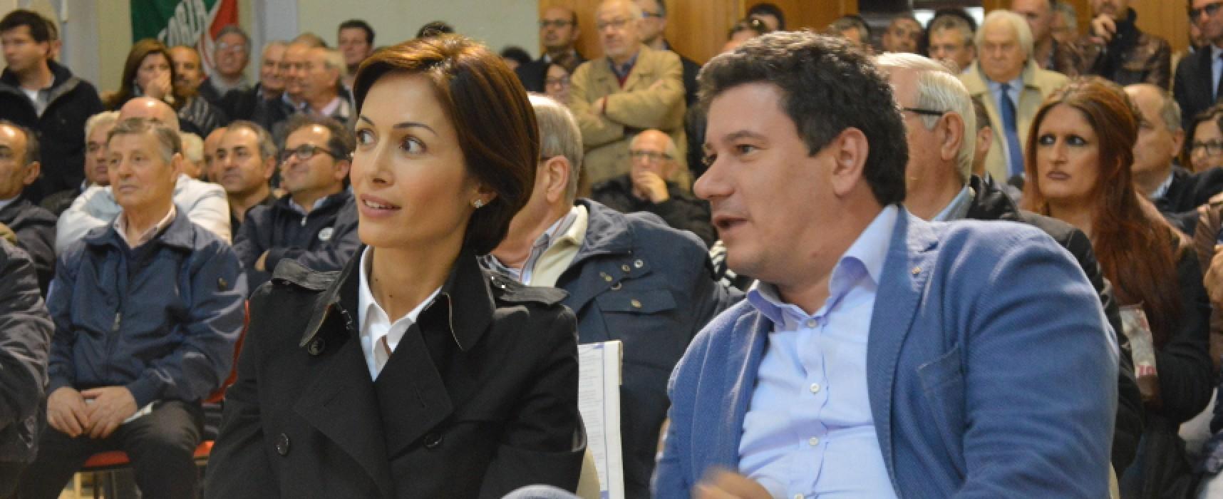 Forza Italia pronta a ripartire in Puglia, Vitali conta anche su Sergio Silvestris