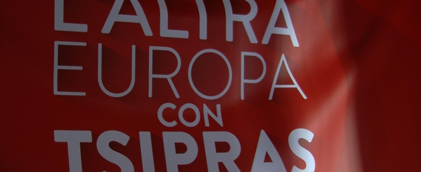 """Elezioni, Comitato Tsipras, """"Una nuova PAC per un'altra Europa"""""""