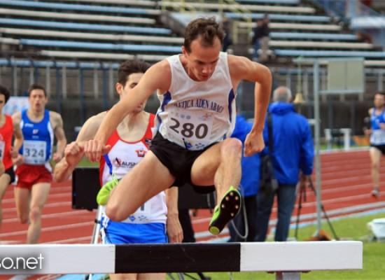 Buone prestazioni per Sardano e Ridger agli assoluti di atletica leggera