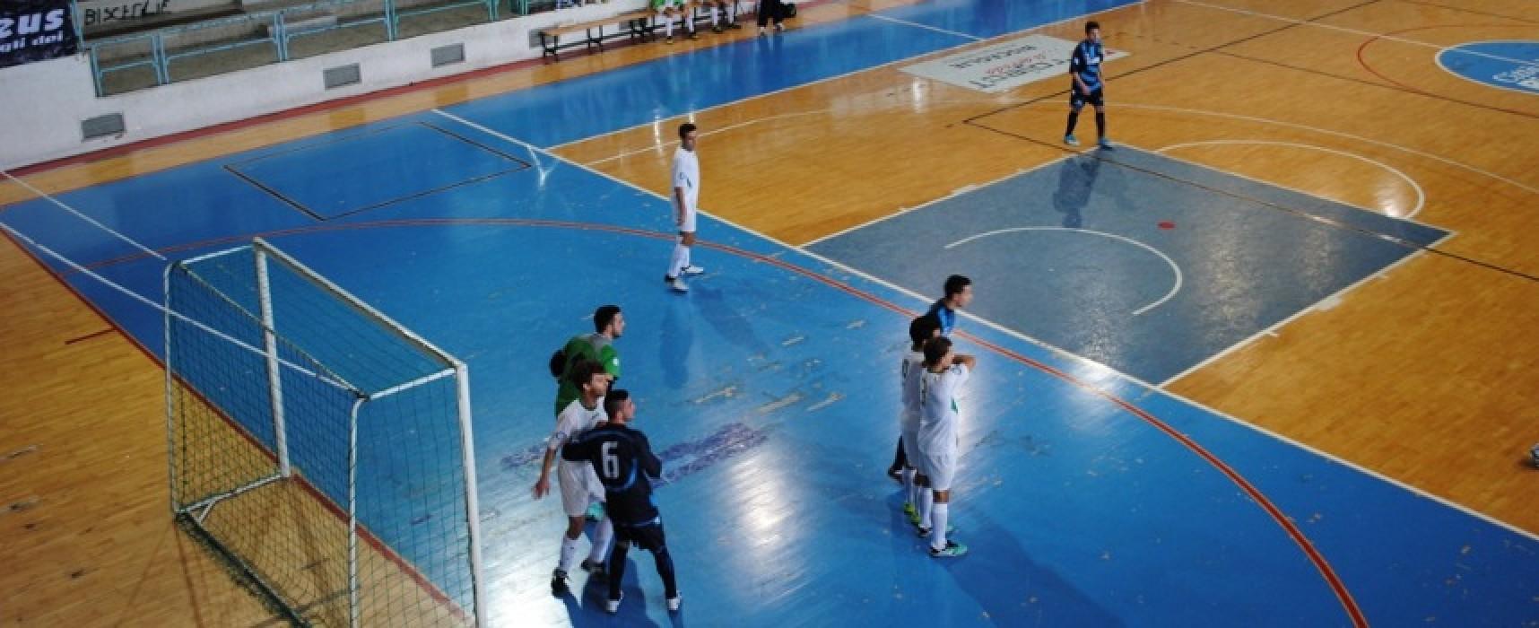 """Torneo  """"Un calcio alla violenza"""":  domani epilogo al PalaDolmen"""