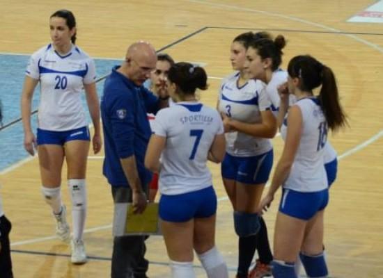 Sportilia Volley, in D l'esordio sarà a Trani/CALENDARIO