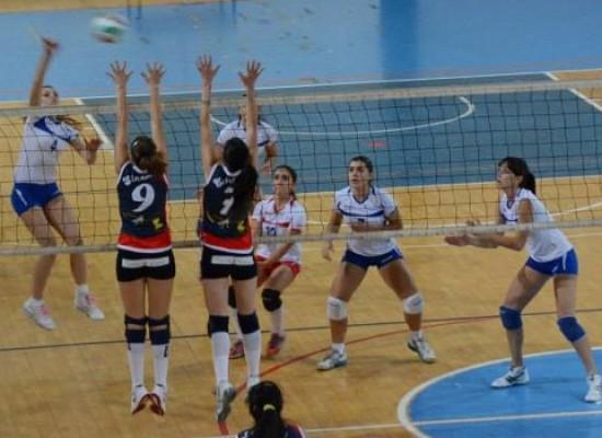 Sportilia Bisceglie piegata a Manfredonia
