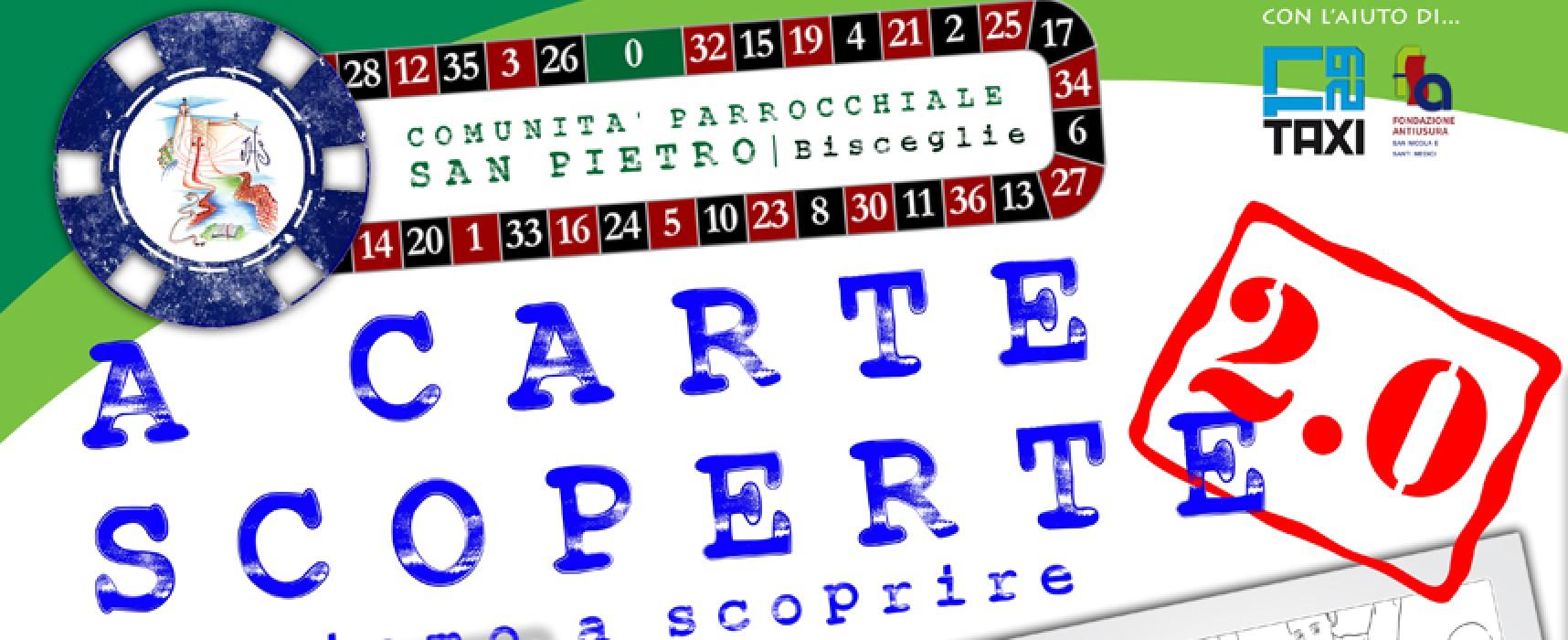 """""""A carte scoperte 2.0"""", una mostra sul gioco d'azzardo a San Pietro: inaugurazione il 23 giugno"""