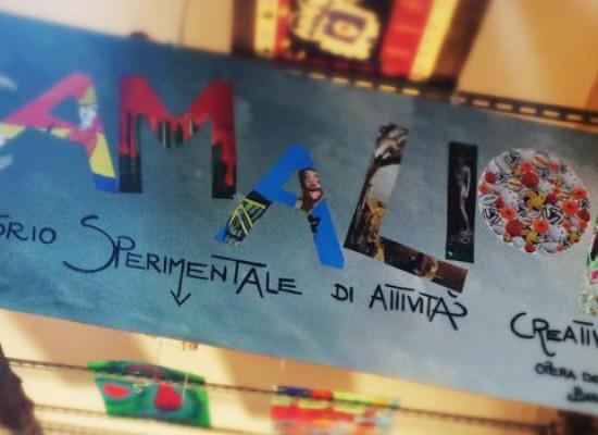 """Laboratorio """"I Camalioni"""", arte e solidarietà per schiudere mondi / VIDEO"""