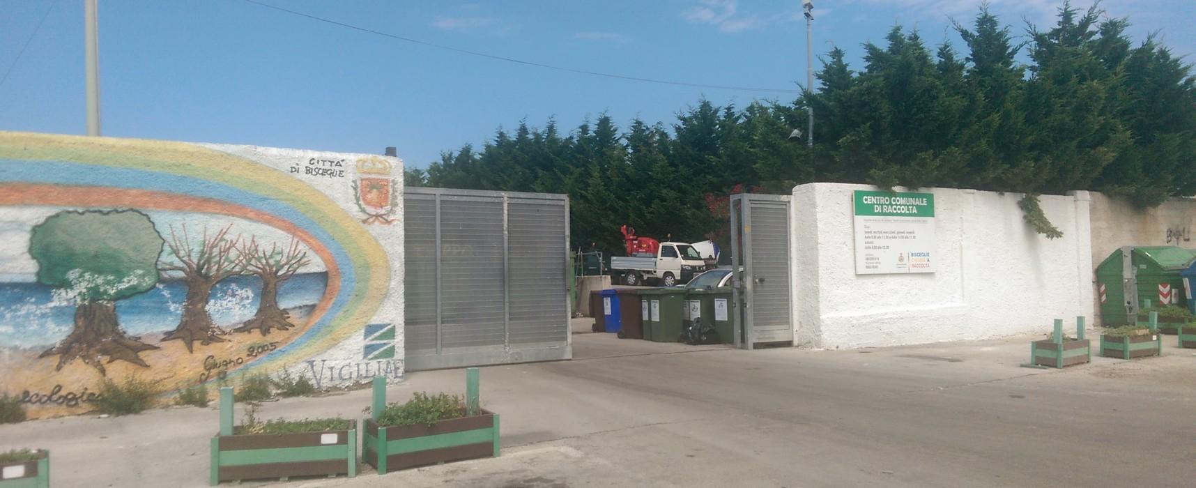 """Energetikambiente: """"Chiusi temporaneamente i due centri comunali di raccolta rifiuti"""""""