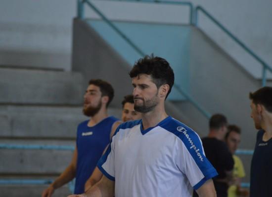 Finale playoff, intervista al capitano Storchi //VIDEO
