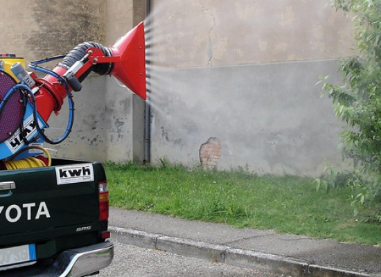 Domattina in città disinfestazione adulticida contro mosche e zanzare