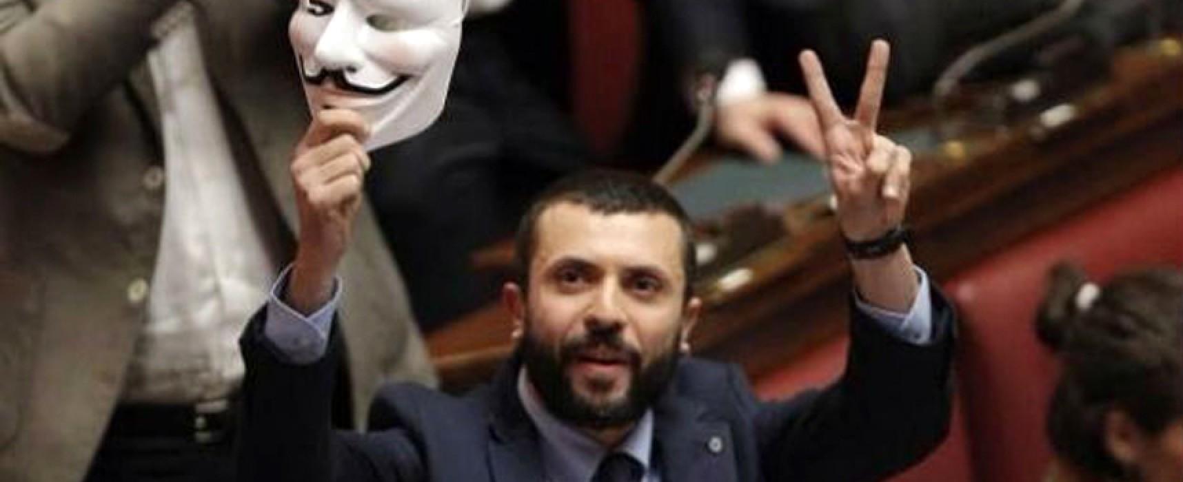 Movimento 5 Stelle, stasera l'On. D'Ambrosio in Piazza Margherita