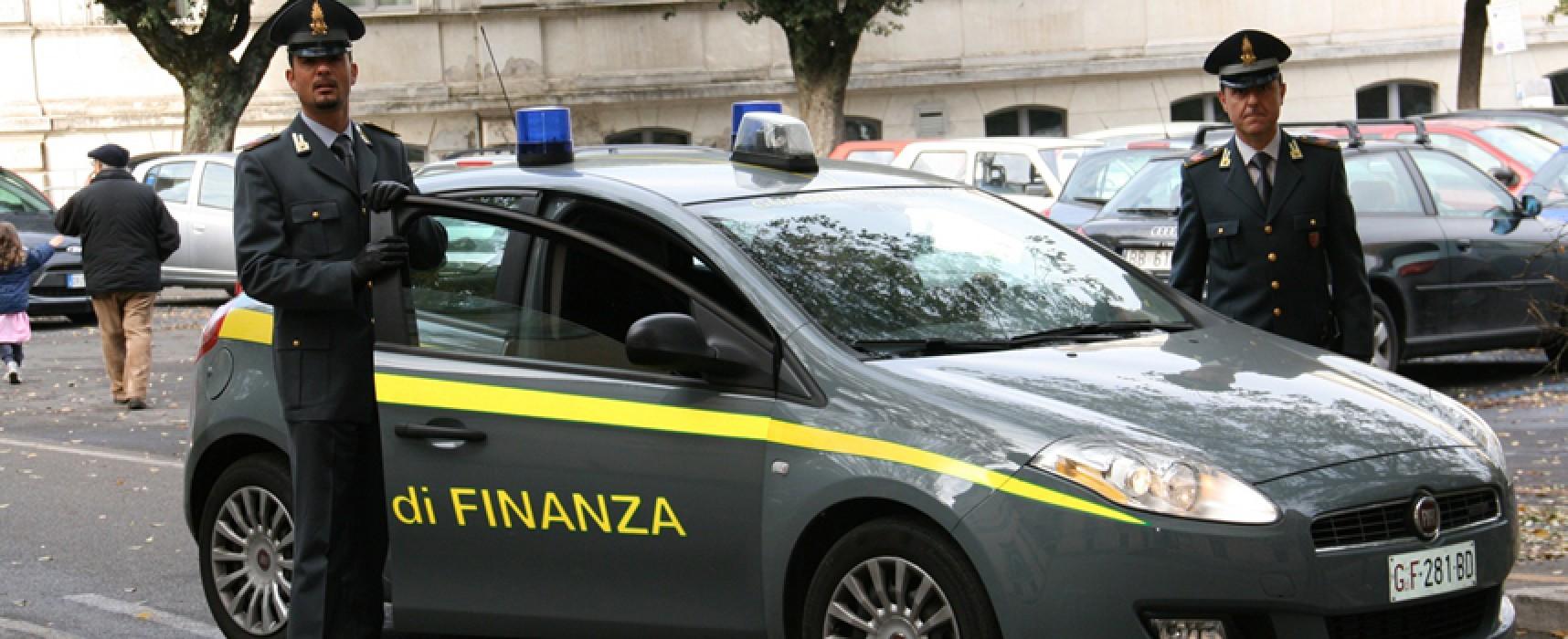 Pregiudicati arrestati ad Andria da Guardia di Finanza sospettati per furti a Bisceglie