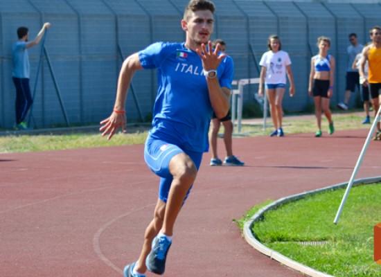 Eusebio Haliti centra la finale dei 400 metri ostacoli ai Campionati Assoluti di Rieti