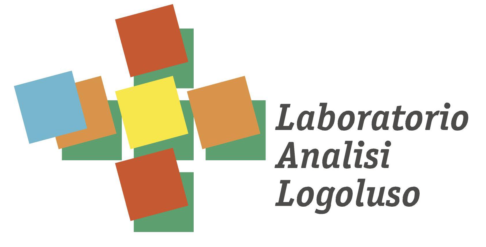 Il logo del Laboratorio Analisi Logoluso